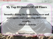 My Top 10 Quotes Of All Times (10)
