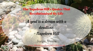 The Napoleon Hill's Quotes That Revolutionised My Life (3)