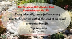 The Napoleon Hill's Quotes That Revolutionised My Life (4)