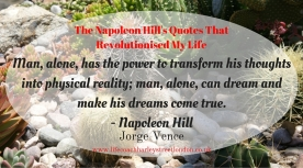 The Napoleon Hill's Quotes That Revolutionised My Life (8)