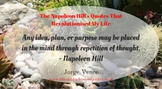 The Napoleon Hill's Quotes That Revolutionised My Life (9)